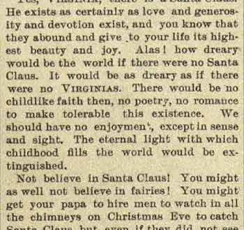 """Lettera aperta al Direttore e alla Redazione di Famiglia Cristiana in merito all'articolo sulla """"dannosità"""" di Babbo Natale"""