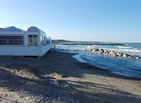 Annotazioni sparse sulla gestione delle nostre coste e sul dramma dell'erosione a Casalbordino